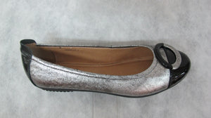 borelli chanelle in gunmetal