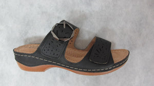 comfort leisure margaret in black