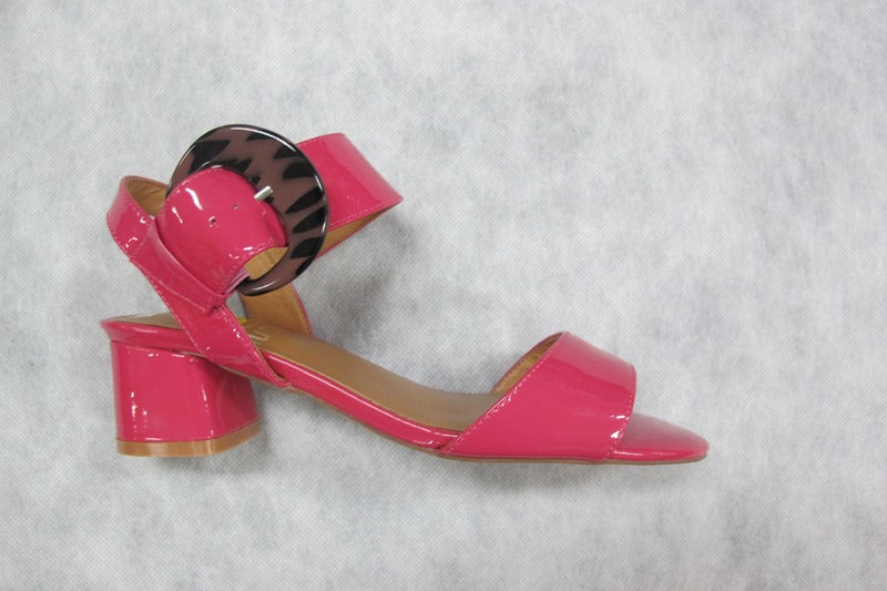 lunar minnie in pink patent