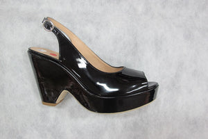 vanilla moon 18317 in black patent