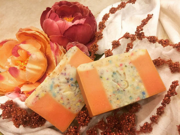 Lemon soap ( limited edition )