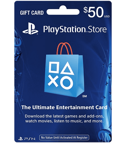 PlayStation Network [USA] $50