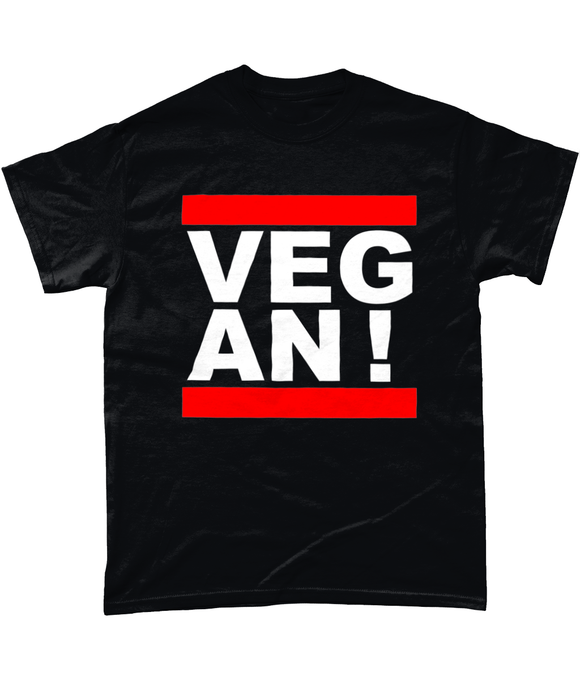 Unisex Cotton T-Shirt - Vegan DMC