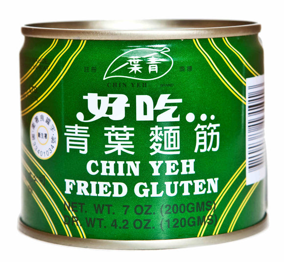 Chin Yeh - Fried Gluten (200g)