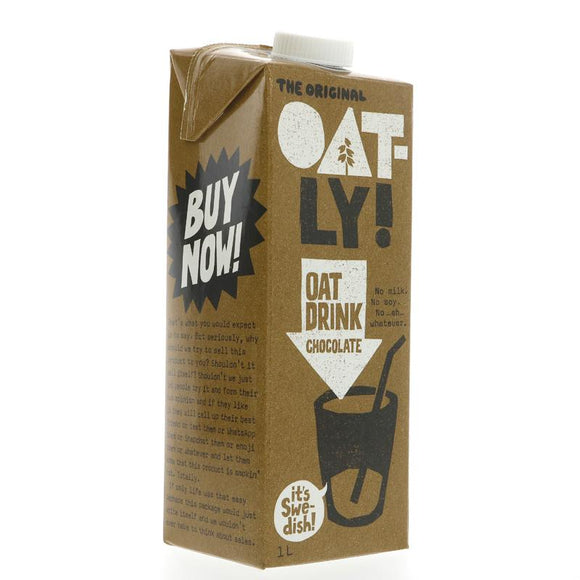 Oatly - Chocolate Drink (1 Litre)