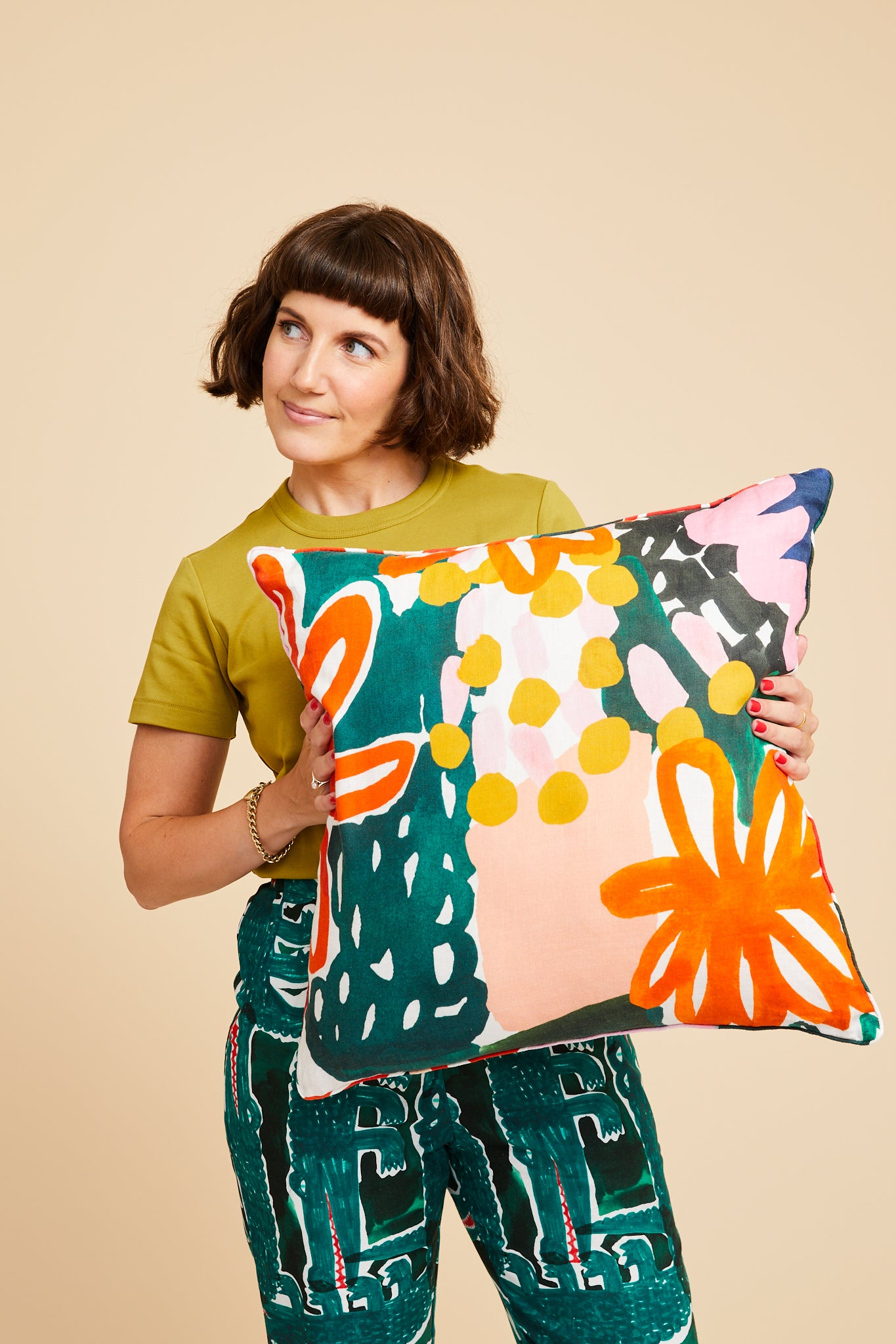 CUSHION COVER - REEF
