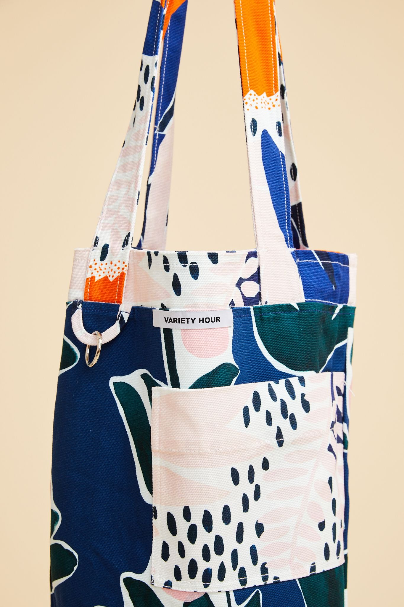 REVERSIBLE BAG - SUGARBUSH / PROTEA