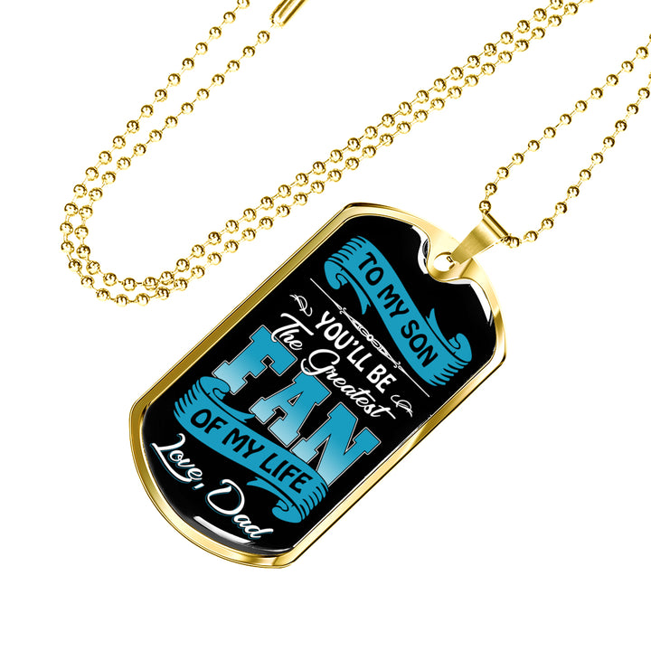 To My Son Jewelry From Parents Christmas Gifts Birthday Gift Ideas For Boys Lux
