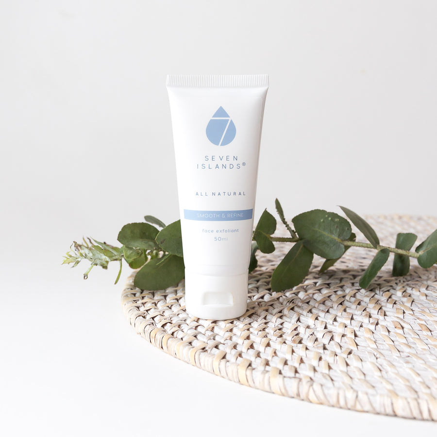 Face Exfoliant - Smooth and Refine