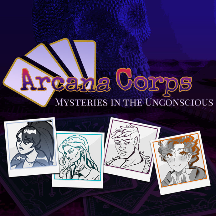 Arcana Corps: Mysteries in the Unconscious