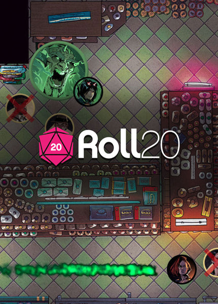 Play Online Roll20 | City of Mist Tabletop RPG (TTRPG)