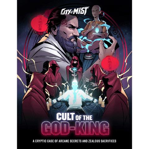 Case: Cult of the God-King (PDF)