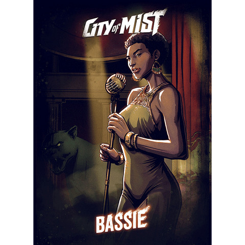 Character: Bassie (PDF)
