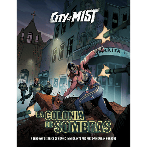 District: La Colonia de Sombras (PDF)