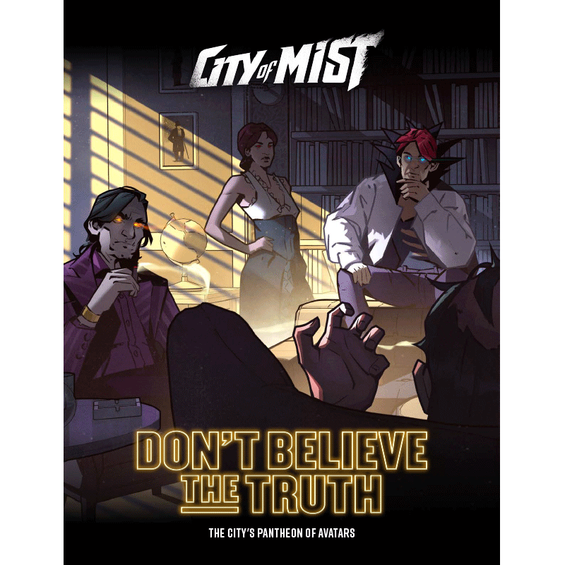 Sourcebook: Don't Believe the Truth (PDF)