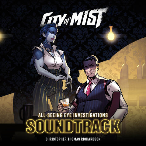 Soundtrack: All-Seeing Eye Investigations