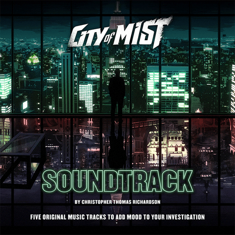Soundtrack: City of Mist