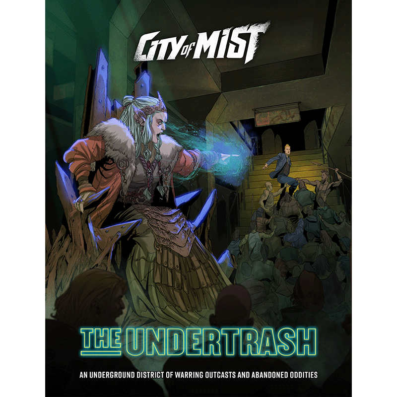 District: The Undertrash (PDF)