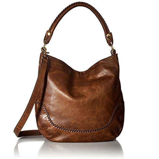 Frye Melissa Whipstitch Hobo Bag