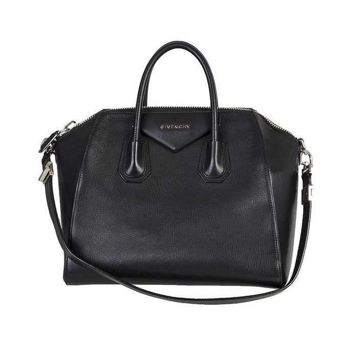 Givenchy Antigona Calfskin Leather Satchel Bag Review
