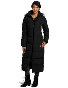Canada Goose Women's Mystique,  Black,  X-Small