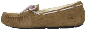UGG Women's Dakota Moccasin, TABACCO, 5 B US