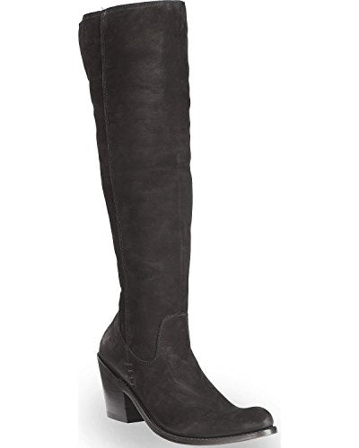 Liberty Black Women's Soho Boot Round Toe Black 8.5 M