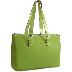 Jack Georges Milano Collection Ladies Madison Aven-Green