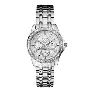 GENUINE GUESS Watch TRENDY Female Multifunction - W0403L1