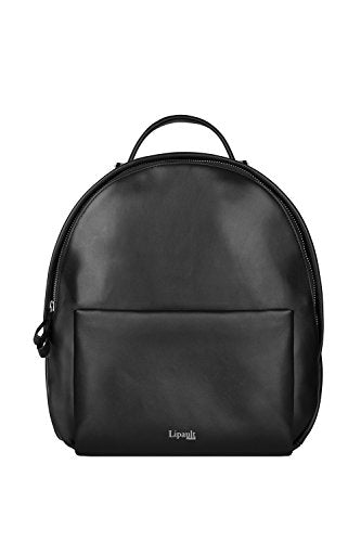 Lipault - By The Seine Nano Backpack - Small Shoulder Purse Bag for Women - Black