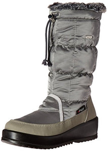 Pajar Women's Galaxia Snow Boot, Silver, 42 EU/11 M US