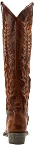 Old Gringo Women's Mayra Western Boot,Vesuvio Brass,9 B US