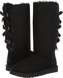 UGG Bailey Bow Tall II Women | Black (1016434) (8-Women)