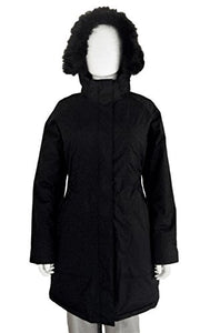 The North Face Women's Arctic Parka Jacket TNF Black Size Large