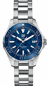 TAG Heuer Aquaracer Mother of Pearl Blue Dial Women's Watch WAY131S.BA0748