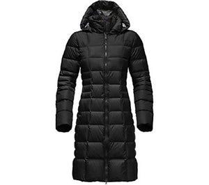 The North Face Metropolis Parka 2 Jacket - Women's TNF Black/TNF Black Medium