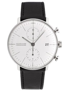 Junghans MAX BILL CHRONOSCOPE Automatic Chronograph 027/4600.00