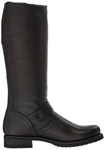 FRYE Women's Veronica 2 Slouch Boot, Black, 9.5 M US