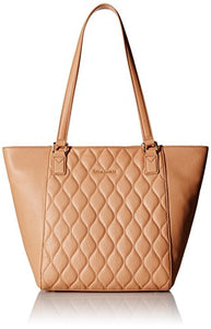 Vera Bradley Quilted Small Ella Tote Nude One Size