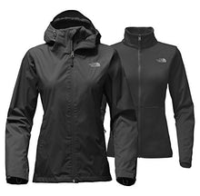 The North Face Women's Arrowood Tri-Climate Jacket Black (Medium)
