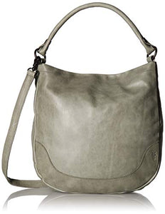 Frye Melissa Hobo Leather Handbag, Fern
