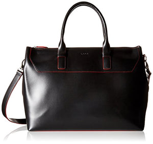 Lodis Audrey Wilhelmina Work Satchel,Black,One Size