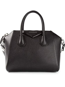 Givenchy Women's Bb05117012001 Black Leather Handbag
