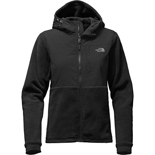 The North Face Denali Hoodie Jacket - Women's TNF Black/TNF Black Medium