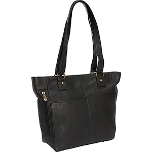 Le Donne Leather Garrowby Tote (Tan)