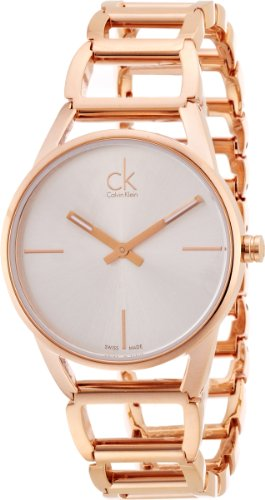 Calvin Klein - Wristwatch, Analog Quartz, rivestito in Stainless Steel