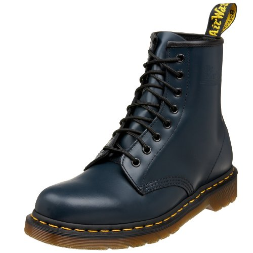 Dr. Martens 1460 Unisex Boot,Navy,13 UK / 14 US Mens / 15 US Womens