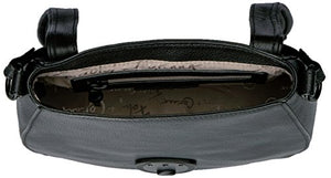 Foley + Corinna Stephi Saddle Bag, Black