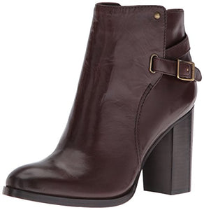 FRYE Women's Claude Jodhpur Boot, Dark Brown, 7 M US