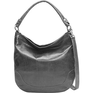 Frye Melissa Hobo Bag - Women's Carbon, One Size